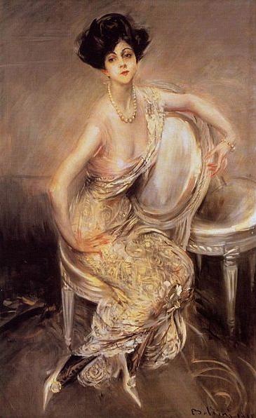 Rita de Acosta by Boldini