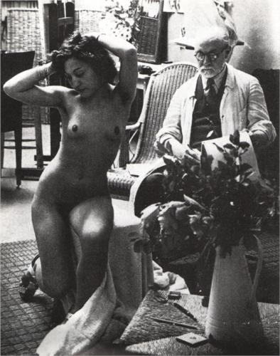 matisse-and-his-model